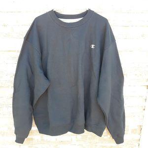 Champion crewneck sweatshirt size xl